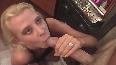 Pov blowjob and a mouthful of cum sluts views:159