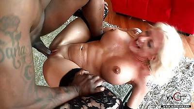 Drilling this blonde whore from vegas anal style an deep throat Leya Falcon views:666