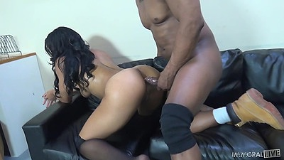 Nice and muscular girl with perfect pumped up abs sex Sophia Fiore views:617