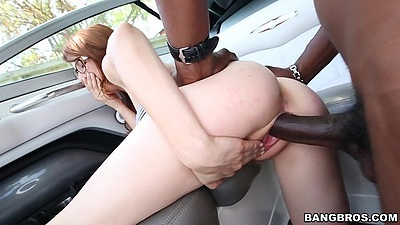 Penny Pax outdoor interracial petite sex and cowgirl views:668